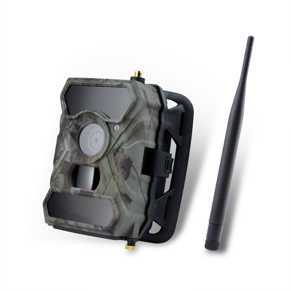 12MP 1080P Trail Hunting Camera MMS GPRS 3G Digital Infrared Night Vision Wildlife Scouting Game Hunter Camera 12mp trail camera gsm mms gprs sms scouting infrared wildlife hunting camera hd digital infrared hunting camera