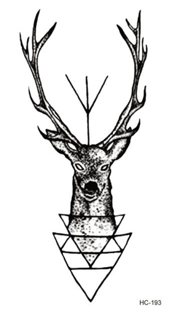 Hc193-taty Новый Дизайн флеш-тату съемный Водонепроницаемый Gold Tattoo металлик Временные татуировки Наклейки временные Средства ухода за кожей Книги по искусству татуировки