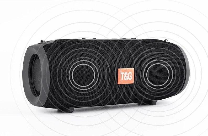 40W Bluetooth haut-parleur colonne sans fil portable boîte de son basse stéréo caisson de basses fm radio boom box tv tf aux usb barre de son pour PC - 5