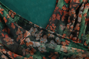 Image 5 - Платье для бальных танцев Foxtrot flamenco, платье для бальных танцев