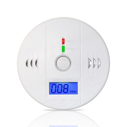 Home security 85db warning high sensitive lcd photoelectric independent co gas sensor carbon monoxide poisoning alarm.jpg 250x250