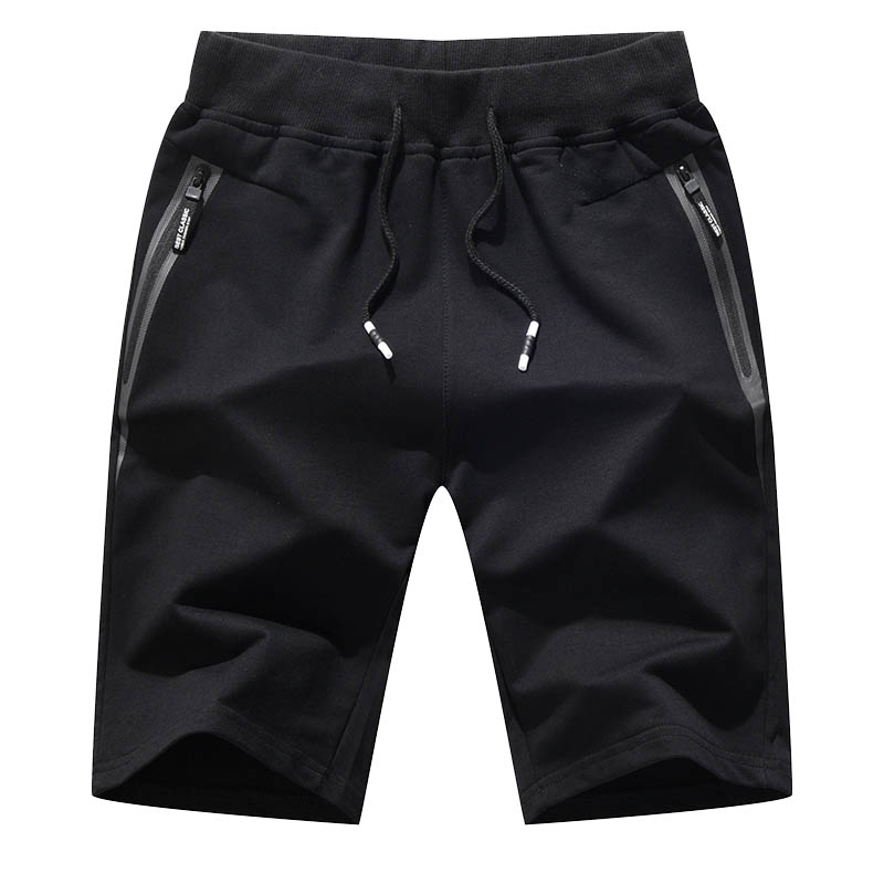 2019 New Men Shorts Casual Beach Shorts Homme Bottoms Elastic Waist Fashion Boardshorts Drop Shipping ABZ343