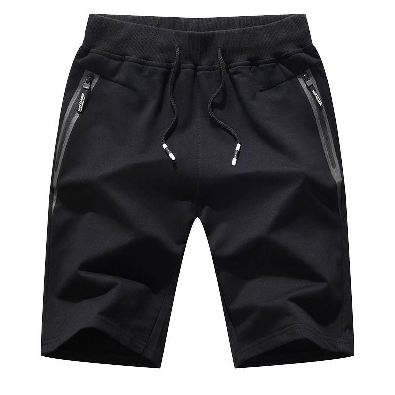 2019 New Men Shorts Casual Beach Shorts Homme Bottoms Elastic Waist Fashion Boardshorts Drop Shipping ABZ343