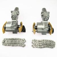 HONGGE 4.2 3.7 V8 Left & Right Camshaft Timing Chain Tensioner Kit For Phaeton TT A6 A8 077 109 088D 077 109 087 D 077109088D