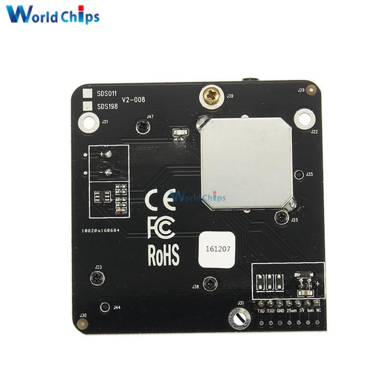 Image 3 - Nova PM sensor SDS011 High precision laser pm2.5 air quality detection sensor module Super dust dust sensors, digital outputSensors   -