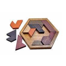 hot deal buy children kids puzzles wooden toys tangram jigsaw board wood geometric shape puzzle educational toys for kids christmas gifts