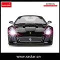Licenciado Rastar Ferrari 599 GTO 1:14 Elétrico poderoso ABS corridas de drift carros de brinquedo com luzes mini carro rc 47100