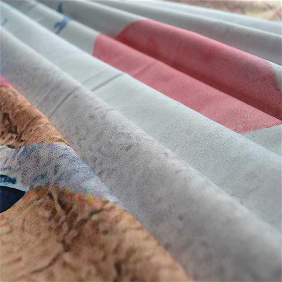 الشمال الوردي الجبل نسيج مكرامية الجدار الشنق مجردة الهبي بوهو المرأة سجادة للحائط القماش مخدر نسيج خريطة العالم