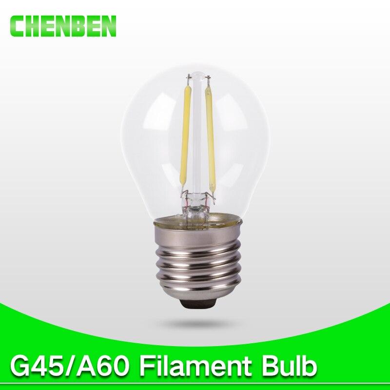 Lampadine Led Miglior Prezzo.Offerte E27 Retro Filamento Led Lampadina 2 W 4 6 8 220 V