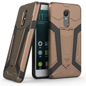 For Xiaomi Redmi Note 4X Cover Case Hybrid Shockproof Hard Iron Man Armor Defender