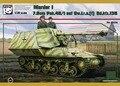 PANDA PASSATEMPO PH35006 Escala 1/35 Marder I 7.5 cm Pak.40/1 auf Gw, o Sr. s. (f) Sd. kfz.135