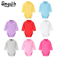 Romper baby winter clothes new born Long Sleeve Jumpsuit