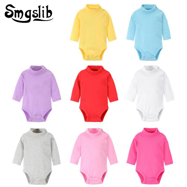 Baby clothes boy romper baby winter clothes new born Long Sleeve Kids Boys Jumpsuit baby girl