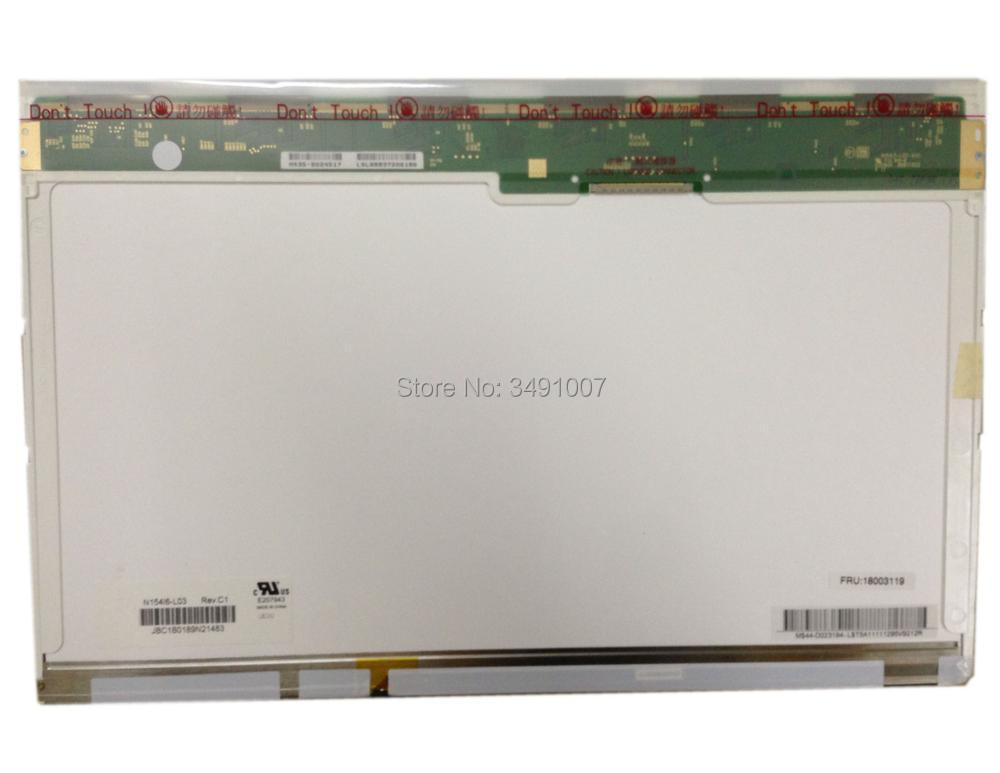 все цены на N154I6-L03 with small tail LCD Screen Panel for Lenovo G530 Y530 ASUS M50V NEW онлайн