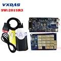 2015R3 DS CDP 150 Novo VCI sem Bluetooth Com NEC Relé TCS CDP Pro Plus OBD2 Para O Carro/Caminhão Professional Ferramentas de Diagnóstico do Scanner