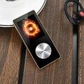 Bluetooth portátil Reproductor de MP3 C13 1.8 pulgadas Pantalla de Metal CNC Con Grabadora de voz E-libro Video Radio Fm Construido en Altavoz Para El Deporte