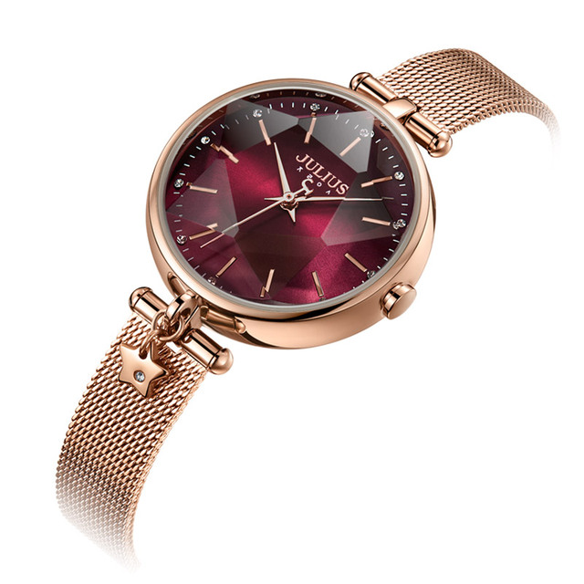 Romantic Stainless Steel Watch