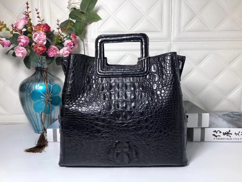 купить Fancy Designer Real Crocodile Skin Ladies Women's Clutch Purse Cross Shoulder Bag Genuine Alligator Leather Female Hasp Handbag по цене 31322.58 рублей