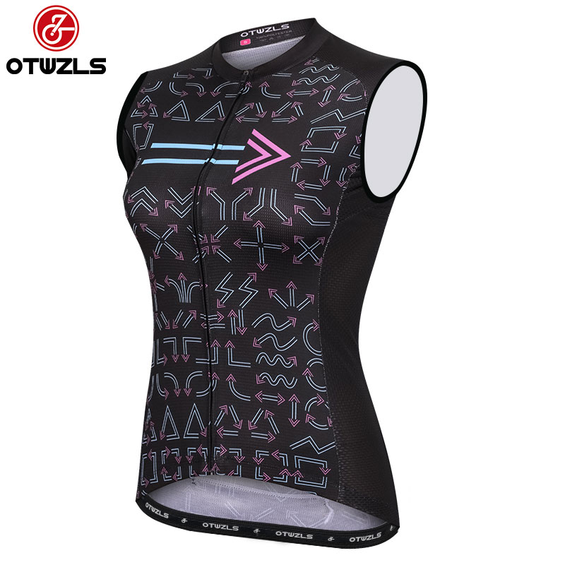 2018 Cycling Jersey Vests Sleeveless Cycling Clothing Pro Team MTB Road Bike Bicycle Jersey Top Shirts Cycle Clothing Ciclismo 2016 women cycling jersey shorts green cats mtb bike jersey sets pro clothing girl top short sleeve bike wear bicycle shirts