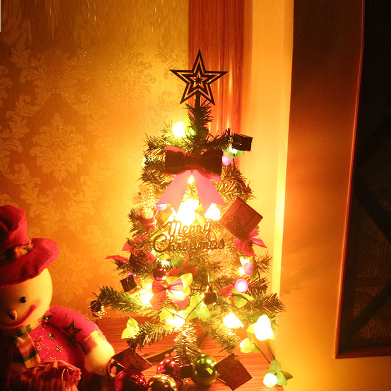 Nouveau 15 pièces arbre de noël + ornements de flocon de neige décorations de sapin de noël blanc flocon de neige décoration de fête à la maison décoration de noël