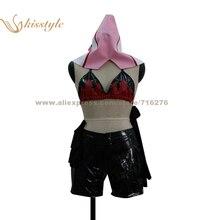 Kisstyle Fashion Gurren Lagann Yoko Littner Uniform COS Clothing Cosplay Costume,Customized Accepted