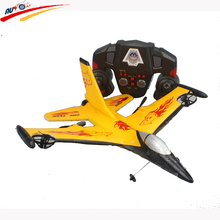 RC Plane 2.4G Fighter F16 Fixed Wing 4CH Remote Control Plane Fighter Glider EPP Shatter Resistant Plane Model Toy