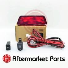 Rear Bumpe Fog Light Lamp kit for Nissan juke rogue X-trail  x trail