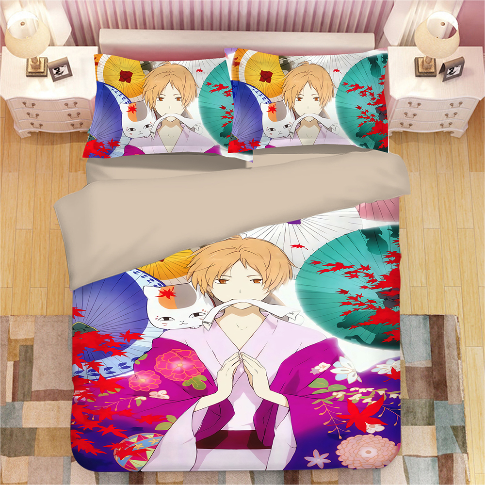 Japanese Game Anime Sexy Bedding Sets Twin Queen King Size with Pillowcase full Duvet Covers flowers beautiful quilt cover setsJapanese Game Anime Sexy Bedding Sets Twin Queen King Size with Pillowcase full Duvet Covers flowers beautiful quilt cover sets