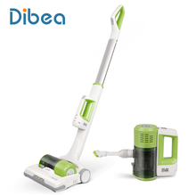 Dibea C01 Cordless 2 in 1 Handy Vacuum Cleaner Upright LED Lamp 7Kpa Vacuum Suction Dust