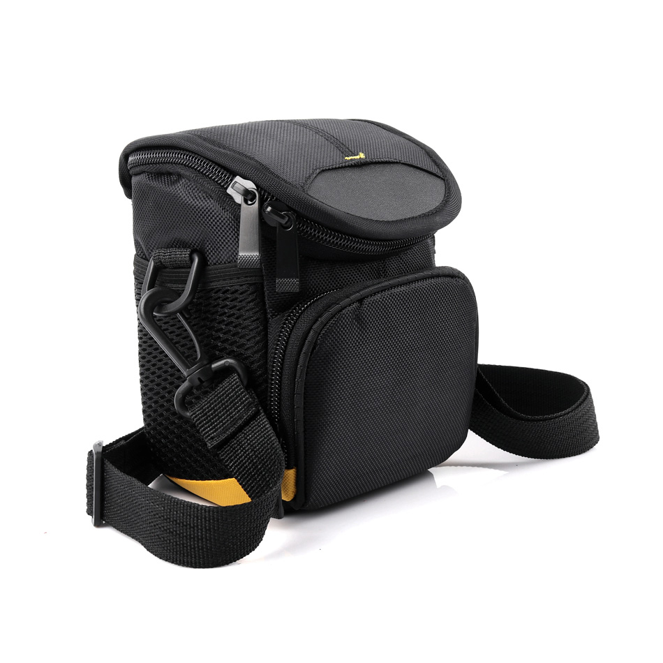 Camera Bag Cover Case For Fuji X10 X20 X30 X70 X100F Camera Case Finepix XQ1 XQ2 X100 X100S X100T Shoulder Bag With Strap