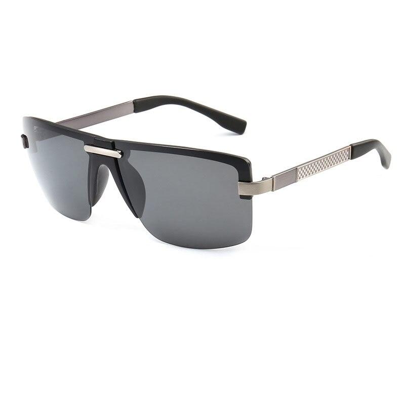 steampunk Schutzbrillenmänner carter randlose Sonnenbrille - Bekleidungszubehör - Foto 4
