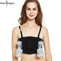 Maternity Hands Free Nursing Bra Breast Feeding Breast Pump Bra Cotton Underwear Hands Free Breastfeeding Bra