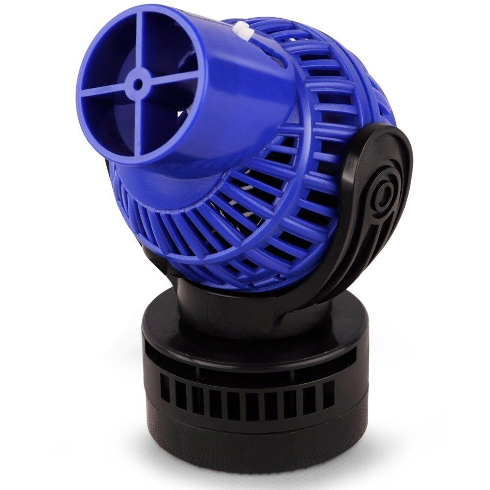 4000-10000L/h Adjustable SUNSUN Wave Maker Wavemaker For Marine Reef Aquarium Powerhead Fish Tank Circulation Pump Magnetic Base