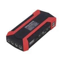 12V автомобиль Батарея Мощность банк устройство для запуска аварийной Booster Портативный автомобиль скачок стартер портативный Зарядное устройство
