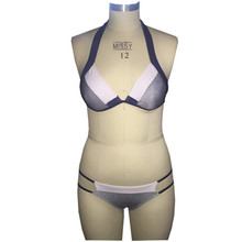 Halter Bandage Push Up Brazilian bikinis
