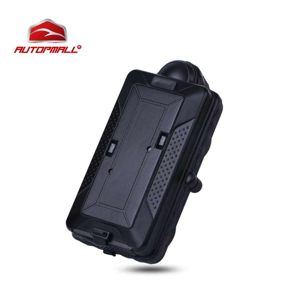 GPS трекер автомобиль rastreador 5000 мАч Батарея магнит SD Оффлайн регистратор данных tk05 GPS gsm WI-FI отслеживания положения Водонепроницаемый IPX7