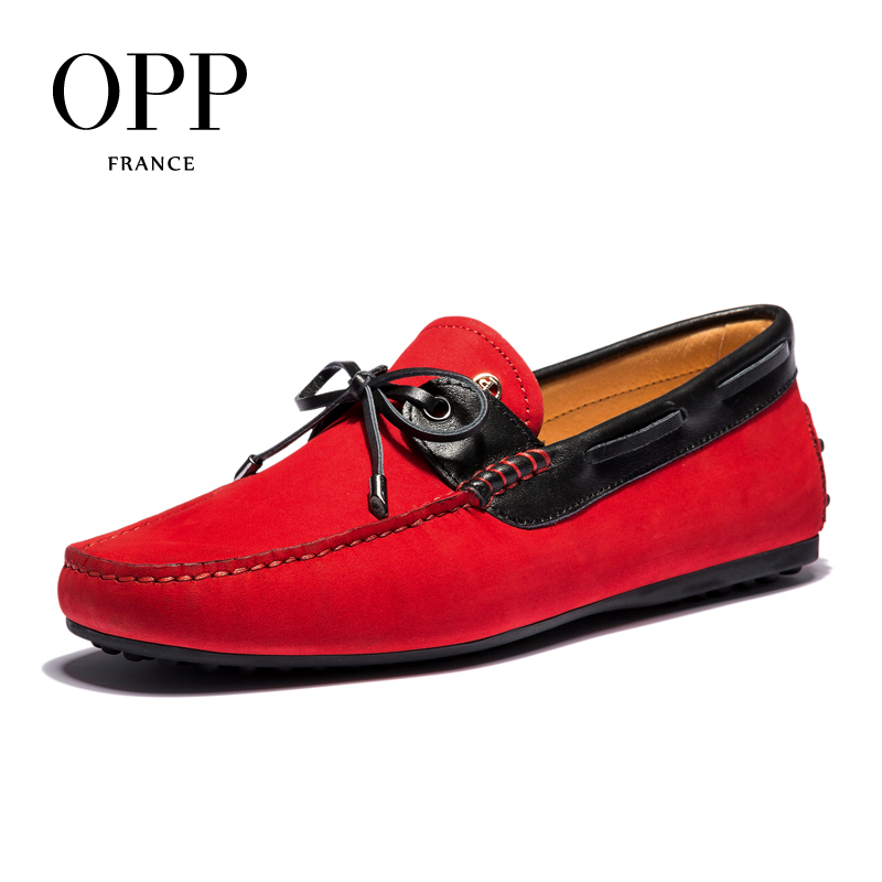 OPP 2017 Genuine Leather moccasins Summer Mens Shoes Loafers For Men Footwear Cow Leather Shoes Casual Comfortable Driving Shoes top brand high quality genuine leather casual men shoes cow suede comfortable loafers soft breathable shoes men flats warm