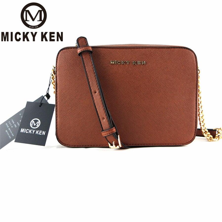 Fashion Mini Flap Bag Designer Handbag PU Leather Small Women Shoulder Bag Cross Chain Messenger Bags New Arrival MICKY KEN 1388(China)
