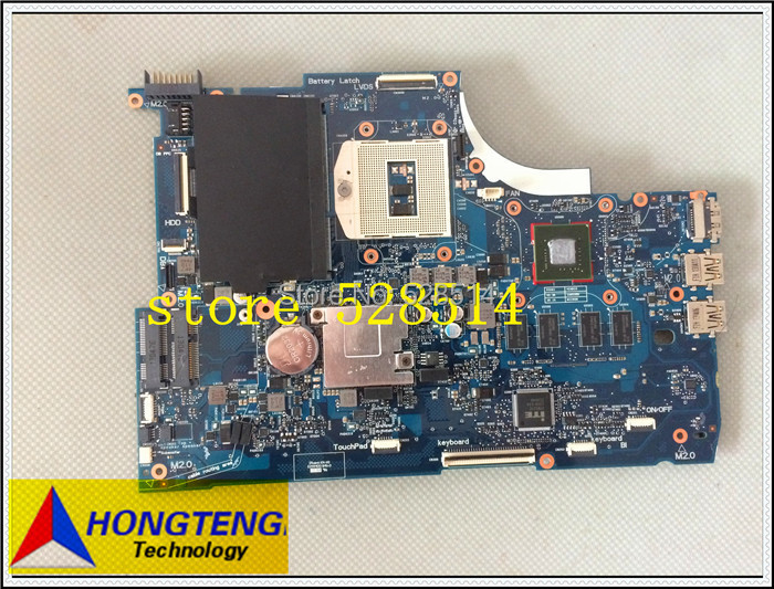 Best Quality 720566-501 laptop Motherboard For HP Envy 15 TS 15Notebook mainboard Video GT 740M 2G 100% tested OK