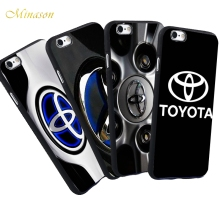 Toyota Car Logo Phone Case iPhone 5 5s 6 6s Plus 7 7 Plus 8 X
