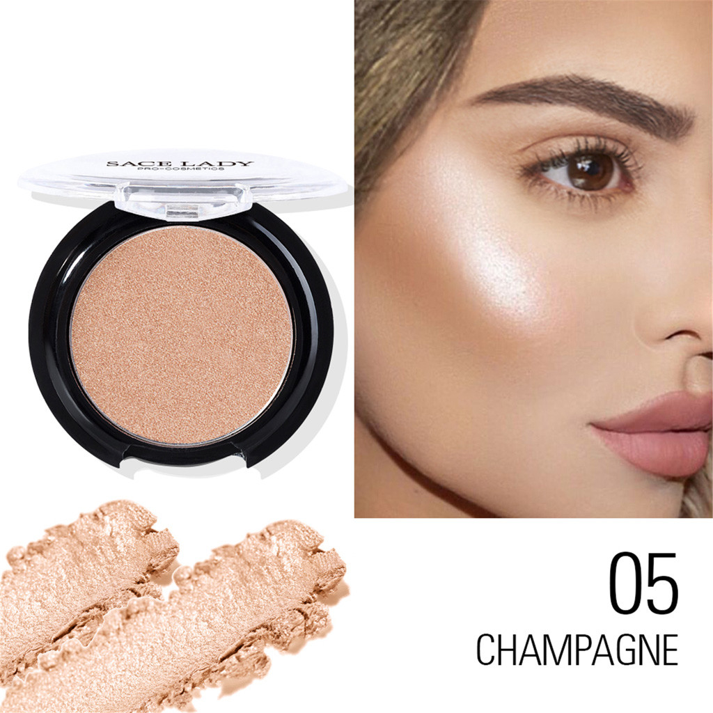 New Blusher Smooth Makeup Contour Face FMoisturizing Foundation Whitening Makeup Bare For Face Beauty Makeup image
