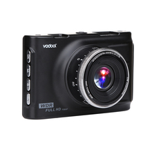 VODOOL RH-Q6 Mini Car DVR Camera Full HD 1080P 3 Inch 140 Degree Video Recorder Support Night Vision Multi-language ME3L