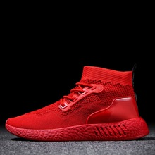 2018 Summer Shoes Men Sneakers Breathable Casual Shoes Couple Lover Fashion Lace up Mesh Male Shoes Super Light Sock Trainers 2018 new brand summer men casual shoes beathable mesh male casual shoes lace up shoes man super light shoes 5