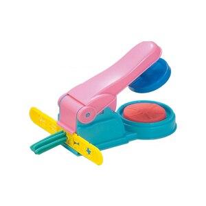 Image 2 - צבע לשחק בצק דגם כלי צעצועי Creative 3D פלסטלינה כלים Playdough סט חימר תבניות Deluxe סט, למידה חינוך צעצועים