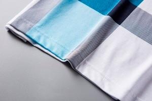 Image 5 - 2020 جديد وصول ماركة الملابس قميص بولو رجل القطن قصير الأكمام منقوشة تنفس الأعمال عادية أوم camisa حجم كبير XXXL