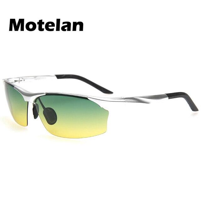 9f222e083e Day and Night Polaroid Sunglasses Men s Polarized Driving Sunglasses Male  100% UV400 Protection Sun glasses