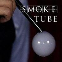 Smoke Tube Magic Tricks Funny Stage Magic Smoke Bubble Device Classic Toys Illusion Gimmick Props Mentalism Funny Bubble Shows