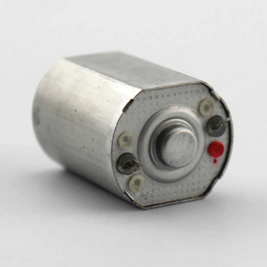 1pc DC3-6V 9000-17000 rpm 150 Mini DC Motor Low Speed for Technology  Teaching Making Battery-operated fan DIY model