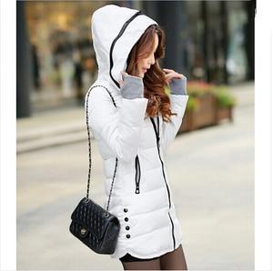 Image 3 - Winter Jacket Women 2020 Winter And Autumn Wear High Quality Parkas Winter Jackets Outwear Women Long Coats TSP1657