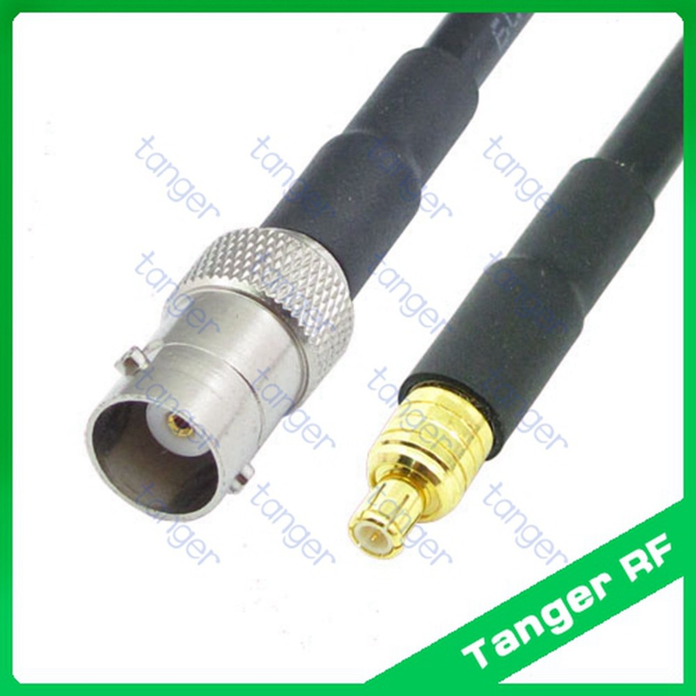 Hot Selling Tanger MCX male plug to BNC female jack straight RF RG58 Pigtail Jumper Coaxial Cable 3feet 100cm High Quality plush toy simulation gray cat doll stuffed animals toys cute birthday gifts